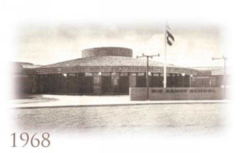 Big Sandy Schools 1968