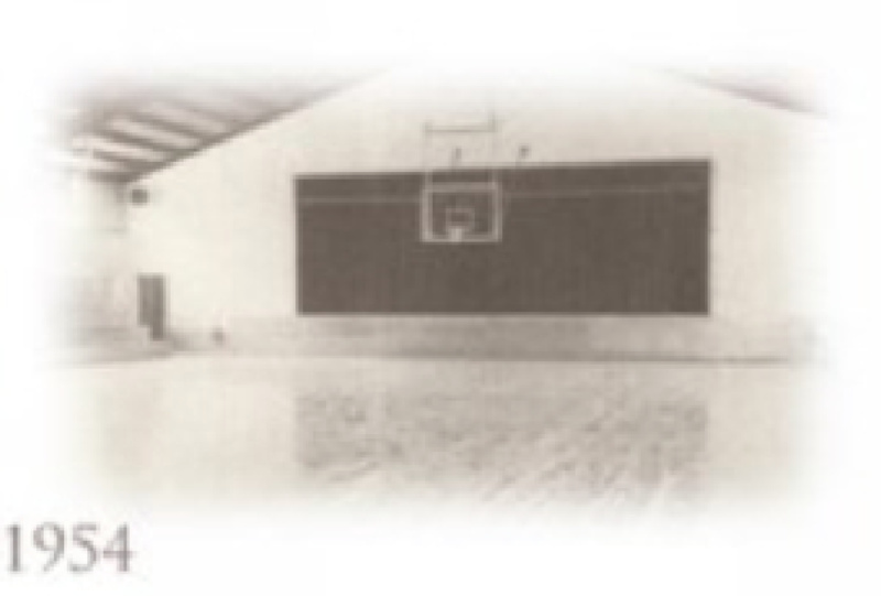 Old Gym 1954