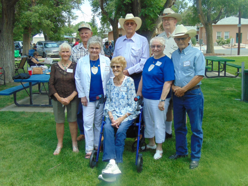 Picture of Class of 1953 65th reunion